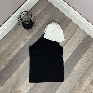 BNWT Zara One Shoulder Top